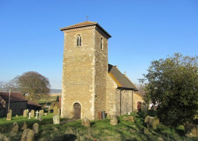 St. John the Baptist Church Whitton 1