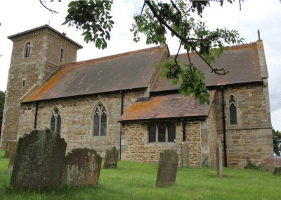 St. John the Baptist Church Whitton 3