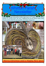 Whitton Village Newsletter December 2015