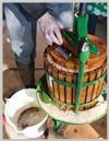 whitton apple fest cider press