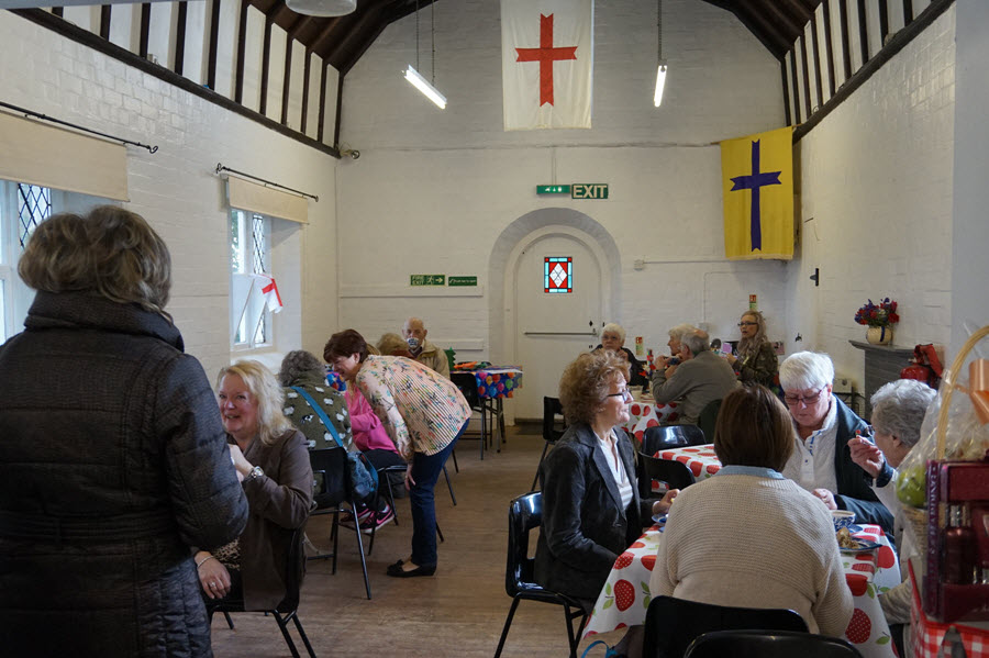 Whitton Village hall coffee morning 0024