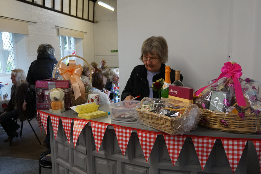 Whitton Village hall coffee morning 0025