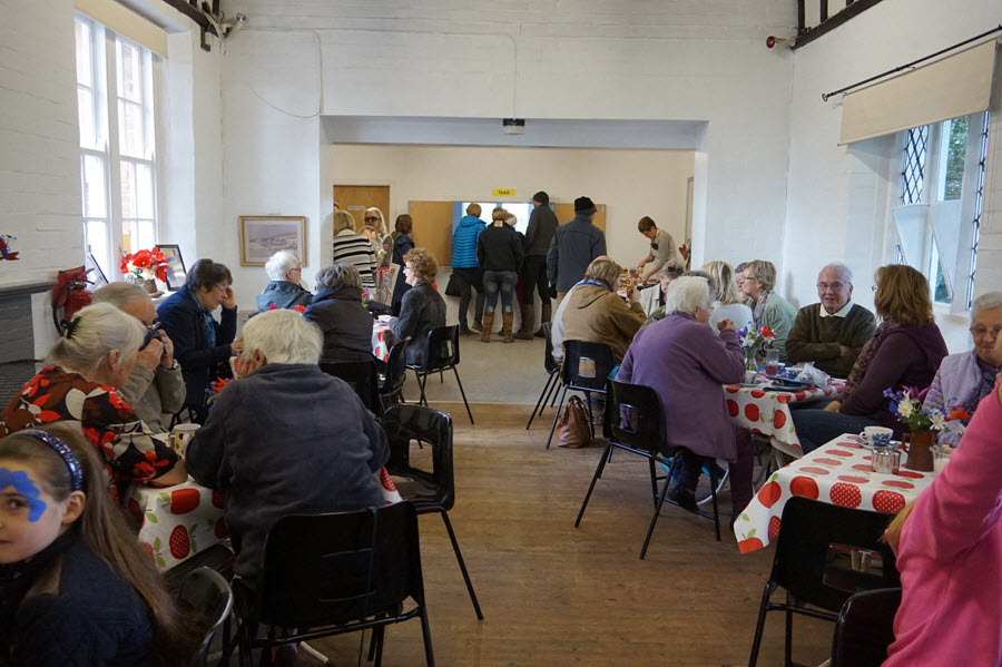 Whitton Village hall coffee morning 0039