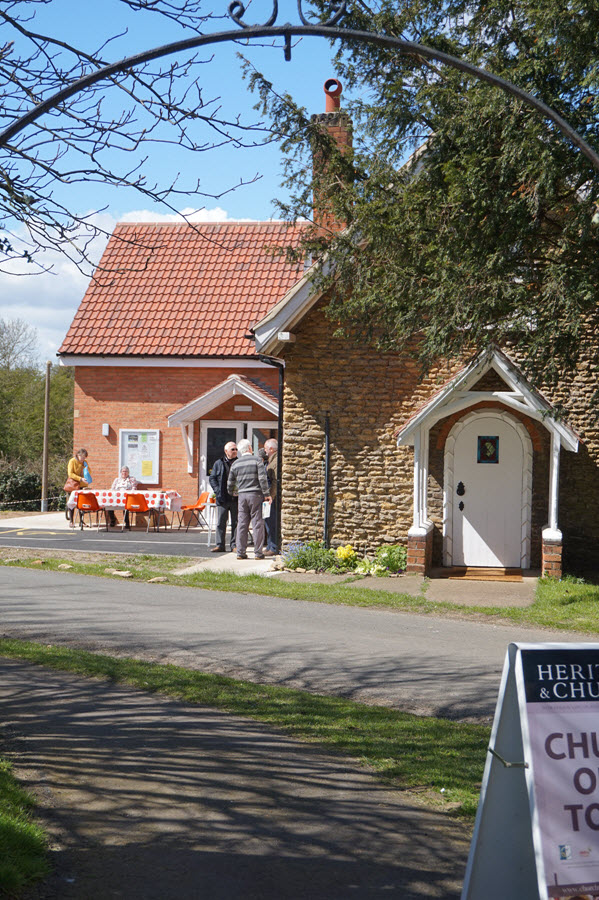 Whitton Village hall coffee morning 0081