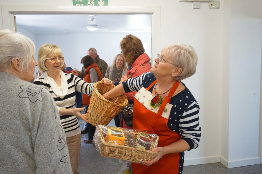 Whitton Village hall coffee morning 0092